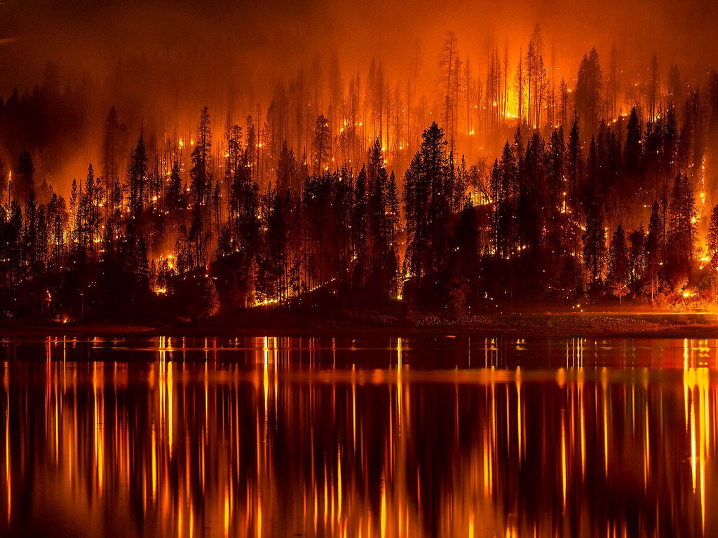california wildfire - july 2018